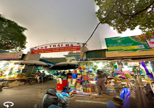 Chợ Thái Hà - 146 Hoàng Cầu, Chợ Dừa, Đống Đa, Hà Nội