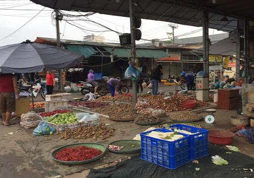 Chợ Đầu Mối Minh Khai, Ngõ 136 đường Cầu Diễn, Minh Khai, Từ Liêm, Hà Nội