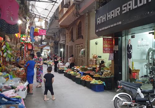 Chợ Thanh Xuân Nam, Ngõ 100 - Nguyễn Xiển, Thanh Xuân Nam, Hà Nội