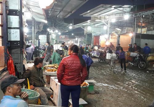 Chợ Vạng - Song Phương, Hoài Đức, Hà Nội, Việt Nam