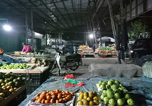 Chợ cửa hàng mới, Đ. Uy Nỗ, Uy Nỗ, Đông Anh, Hà Nội