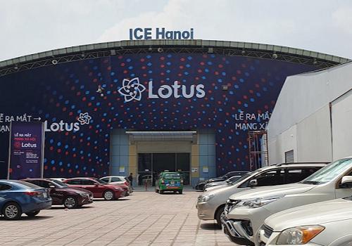 Trung tâm Hội chợ Triển lãm quốc tế I.C.E Hà Nội, 94 Trần Quốc Toản, Ngõ 91