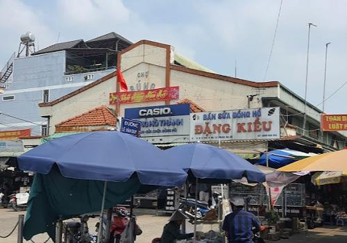 Chợ Búng - ĐT745, An Thạnh, Thuận An, Bình Dương