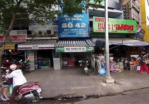 Nhà thuốc số 42 - 355 Hoàng Văn Thụ, Phường 2, Tân Bình, Thành phố Hồ Chí Minh