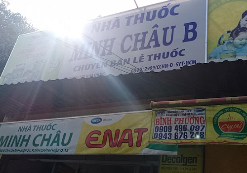Nhà Thuốc My Châu 5 - 46 Nguyễn Ảnh Thủ, Tân Chánh Hiệp, Quận 12, Thành phố Hồ Chí Minh