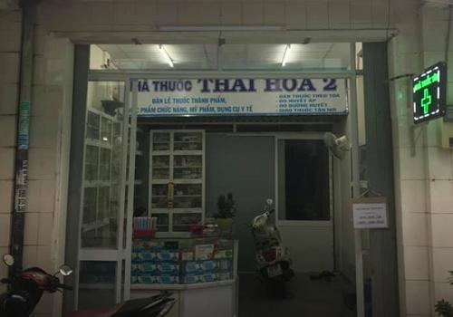 Nhà Thuốc Thái Hòa 2 - 2J Lạc Long Quân, Phường 5, Quận 11, Thành phố Hồ Chí Minh