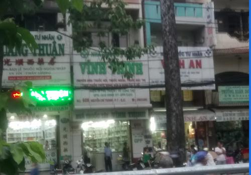 Nhà Thuốc Tây Vĩnh Thịnh - 608 Nguyễn Chí Thanh, Phường 7, Quận 11, Thành phố Hồ Chí Minh