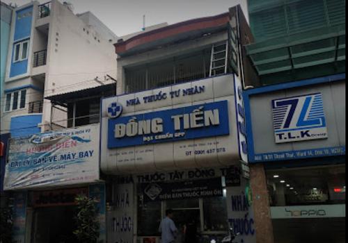 Nhà thuốc Đồng Tiến - 29 Đ. Thành Thái, Phường 14, Quận 10, Thành phố Hồ Chí Minh
