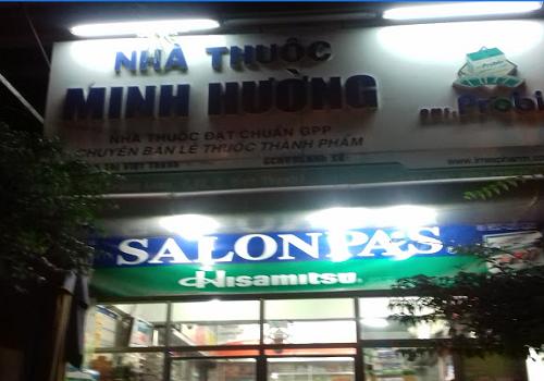 Nhà Thuốc Minh Hường, 22 Bình Lợi, Phường 13, Bình Thạnh