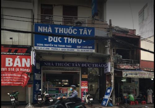 Nhà thuốc Đức Thảo - 44 Lê Bình, Phường 4, Tân Bình, Thành phố Hồ Chí Minh