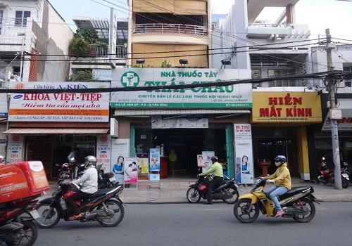 Nhà thuốc Thái Châu - 412 Lê Văn Sỹ, Phường 2, Tân Bình, Thành phố Hồ Chí Minh