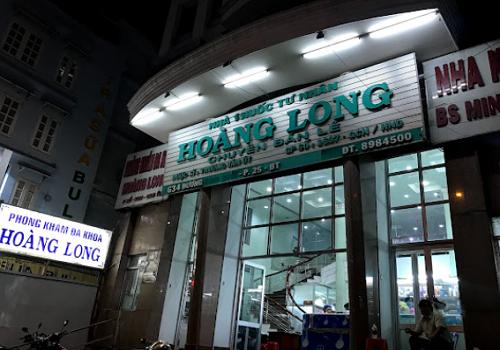 Nhà thuốc Hoàng Long - 634 Xô Viết Nghệ Tĩnh, Phường 25, Bình Thạnh, Thành phố Hồ Chí Minh