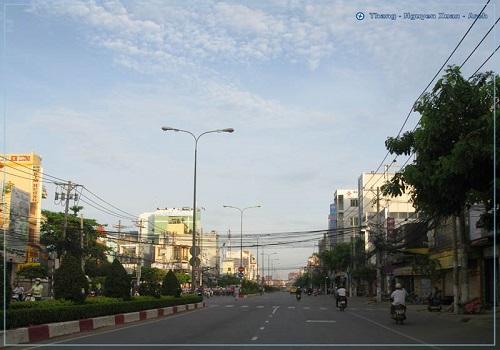 Ngã ba Bình Giã - Phường 13, Tân Bình, Thành phố Hồ Chí Minh