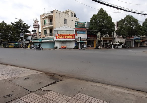 Ngã tư Phú Văn, 1286 Đ. Cách Mạng Tháng Tám, Phú Thọ, Thủ Dầu Một, Bình Dương