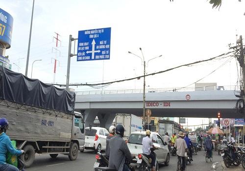Ngã 4 Gò Mây, Đ Lê Trọng Tấn, Bình Hưng Hoà, Bình Tân, TPHCM