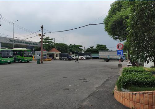 Bến Xe Ngã Tư Ga Quốc Lộ 1A - 720, QL1A, Thạnh Lộc, Quận 12, Thành phố Hồ Chí Minh