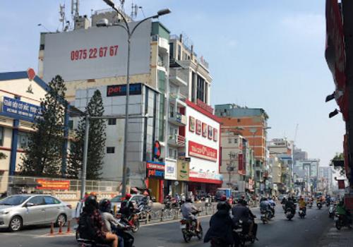 Ngã tư Phú Nhuận, Phường 3, Phú Nhuận, TPHCM