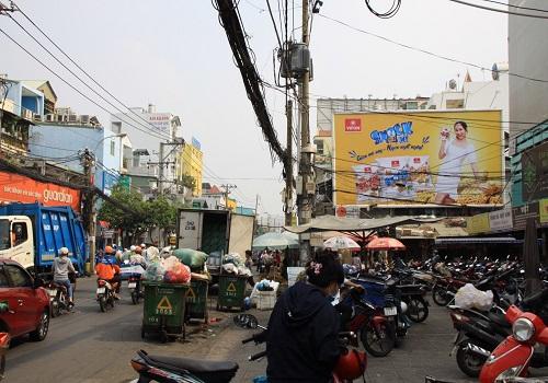 Ngã ba Hòa Hưng - Phường 13, Quận 10, Thành phố Hồ Chí Minh