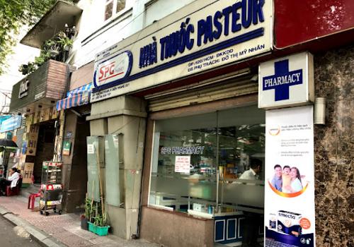 Nhà thuốc Pasteur - 156 Pasteur, Bến Nghé, Quận 1, Thành phố Hồ Chí Minh