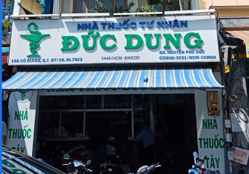 Nhà Thuốc Đức Dung - 156 Cô Giang, Phường Cô Giang, Quận 1, TPHCM