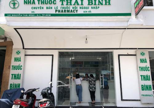 Nha Thuoc Thai Binh quan 1 - 191 Nguyễn Thái Bình, Phường Nguyễn Thái Bình, Quận 1