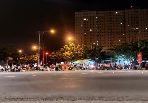 Ngã ba Củ Cải, QL22, Trung Chánh, Hóc Môn, Thành phố Hồ Chí Minh
