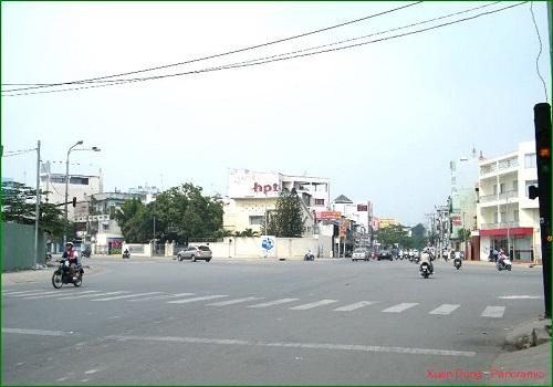 Ngã tư Trần Huy Liệu, Phường 12, Phú Nhuận, Thành phố Hồ Chí Minh
