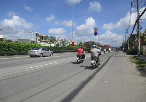 Ngã Tư Ký Ná - 22 Bùi Công Trừng, Ấp 3 xã, Hóc Môn, Thành phố Hồ Chí Minh