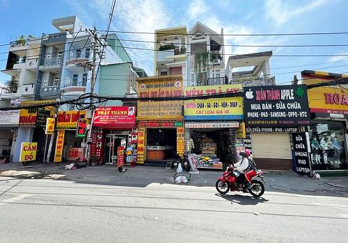 Ngã tư Lê đức Thọ Nguyễn Văn Lượng, 1 Nguyễn Văn Lượng, Phường 6, Gò Vấp