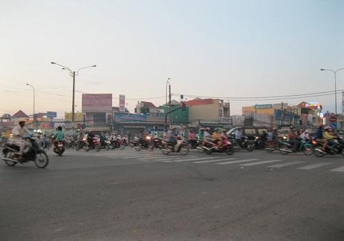 Ngã Tư Gò Mây Nơi Thả và Đón Khách, 139 QL1A, Bình Hưng Hoà, Bình Tân