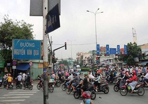Ngã tư chợ cầu, Đ. Nguyễn Văn Quá, Đông Hưng Thuận, Quận 12, TPHCM