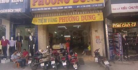 Chợ Trung Chánh, Nguyễn Ảnh Thủ, Trung Mỹ Tây, Quận 12