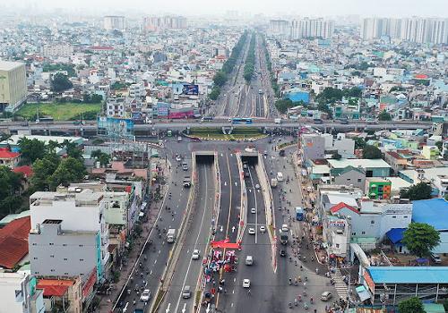 Ngã tư An Sương, Đông Hưng Thuận, Hóc Môn, Thành phố Hồ Chí Minh