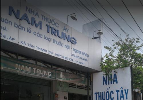 Nhà Thuốc Nam Trung, 100 TL8, Tân Thạnh Tây, Củ Chi