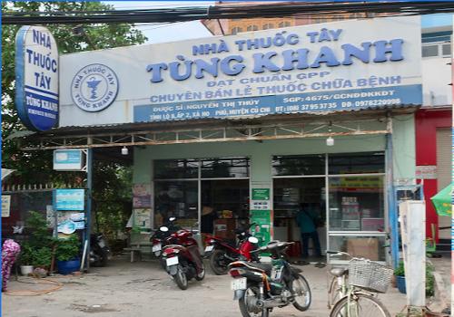Nhà Thuốc Tây Tùng Khanh - TL8, Hoà Phú, Củ Chi, Thành phố Hồ Chí Minh
