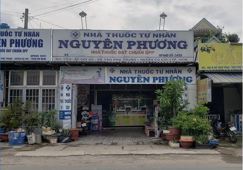 Nhà Thuốc Nguyên Phương, 193 Hồ Văn Tắng, Tân Phú Trung, Củ Chi, TPHCM