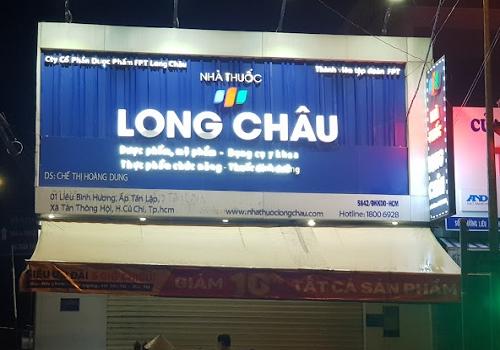 Nhà Thuốc FPT Long Châu - 01 Liêu Bình Hương, ấp Tân Lập, Củ Chi, TPHCM