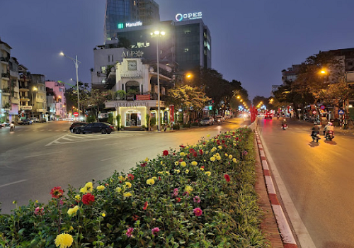 Ngã Năm Cửa Nam, 2-12 Điện Biên Phủ, Hàng Bông, Hoàn Kiếm, Hà Nội
