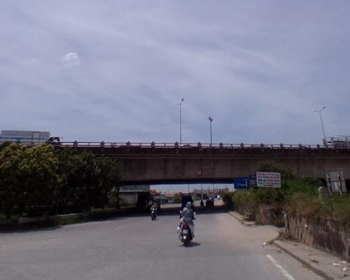 Cầu Thanh Trì , Đ Cầu Thanh Trì, Đông Dư, Gia Lâm, Hà Nội