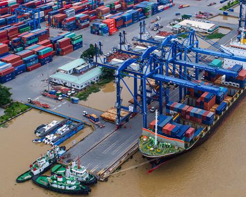 Cảng Cát Lái, Đ Nguyễn Thị Định, Cát Lái, Quận 2, TPHCM