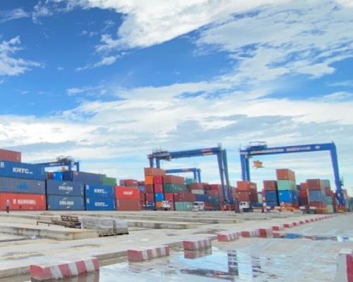 Cảng Tân Cảng - Phú Hữu (Terminal Cát Lái C) Khu phố 4, Phường Phú Hữu