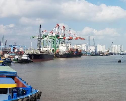 Cảng Bến Nghé, 9 Đường Bến Nghé, Tân Thuận Đông, Quận 7, TPHCM