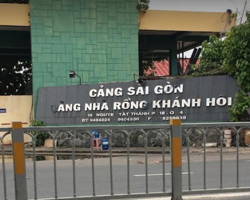 Cảng Nhà Rồng Khánh Hội: 157 Nguyễn Tất Thành, Phường 18, Quận 4