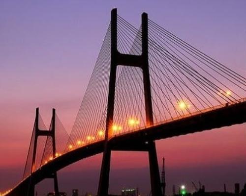 Cầu Phú Mỹ: Tân Thuận Đông, Quận 7, Thành phố Hồ Chí Minh