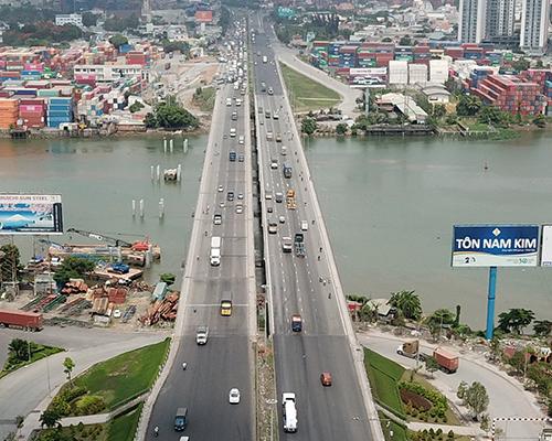 Cầu Đồng Nai, QL1A, Phường Long Bình Tân, TP Biên Hòa, Đồng Nai