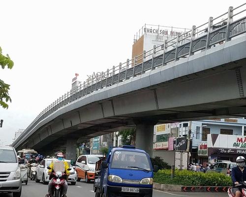 Cầu Hoàng Hoa Thám, Đ Hoàng Hoa Thám Q. Tân Bình, TPHCM