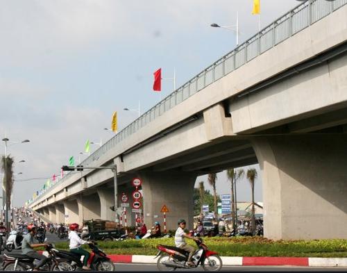 Cầu Hóa An, Đ Nguyễn Ái Quốc, Tp. Biên Hòa, Đồng Nai