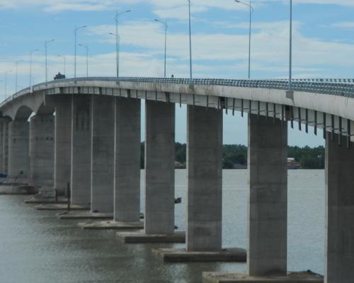 Cầu Mỹ Lợi, QL 50,  Bình Đông, Gò Công, Tiền Giang