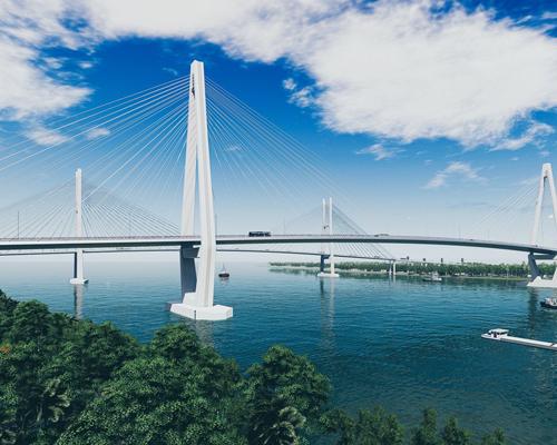 Cầu Mỹ Thuận 2 , Tân Hoà, Vĩnh Long