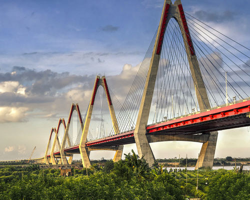 Cầu Nhật Tân, Đ Võ Chí Công, Phú Thượng, Tây Hồ, Hà Nội